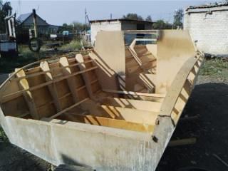 Постройка катера из фанеры своими руками